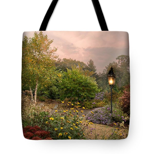 Garden Whispers Tote Bag