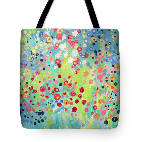 Garden's Delight Tote Bag