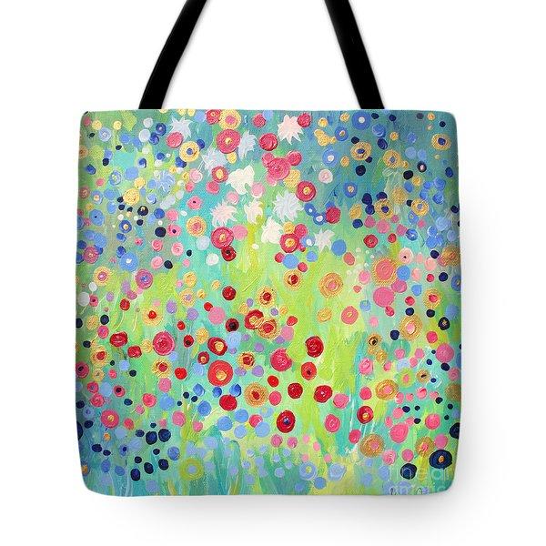 Garden's Delight Tote Bag