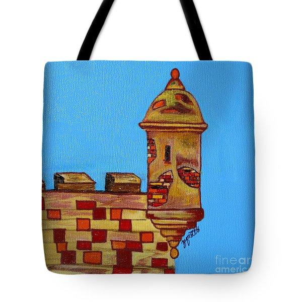 Garita I Tote Bag