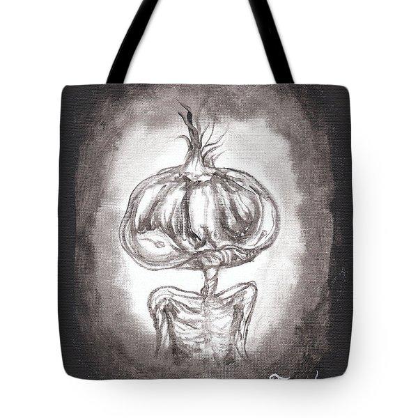 Garlic Boy Tote Bag