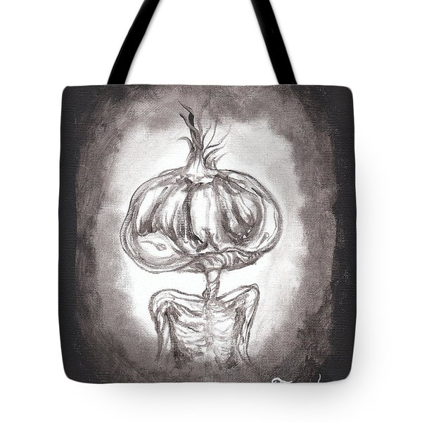 Garlic Boy Tote Bag