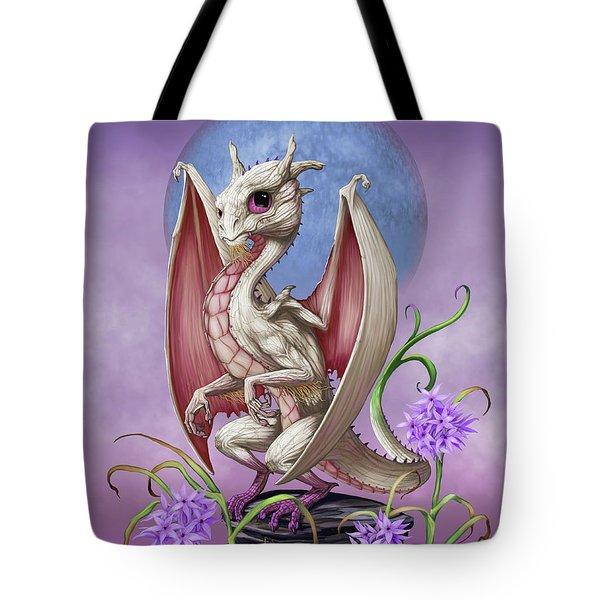 Garlic Dragon Tote Bag by Stanley Morrison
