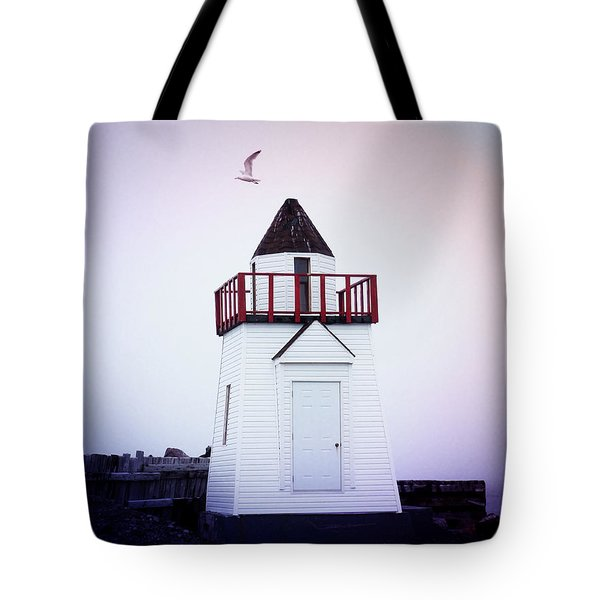 Garnish Lighthouse Tote Bag