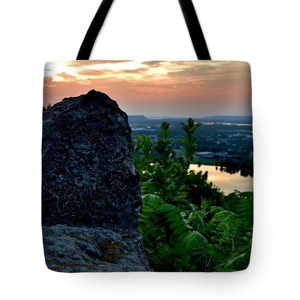 Garvin Heights Sunset Tote Bag