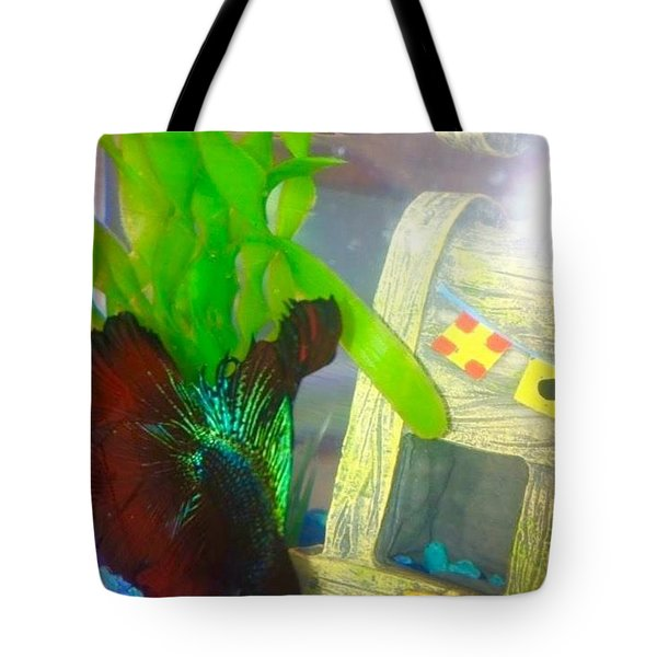 Gary Hanging Loose Tote Bag