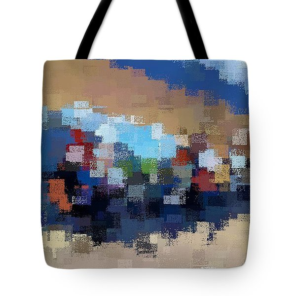 The Overpass Tote Bag