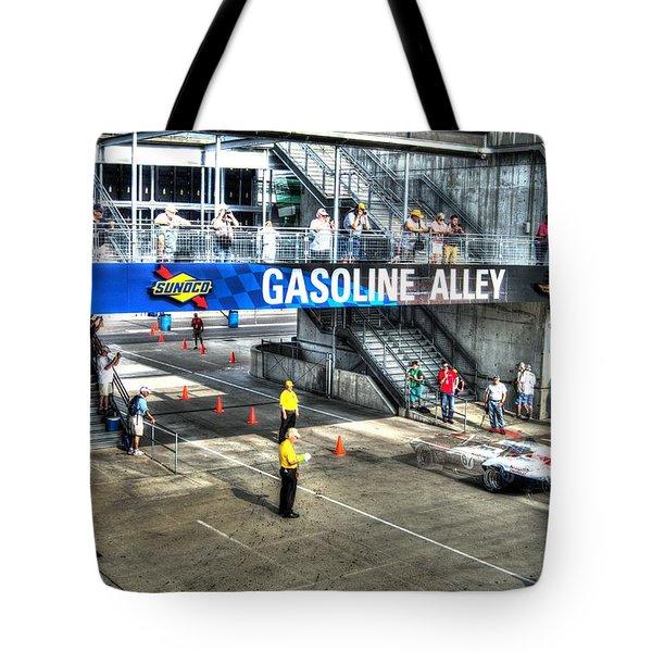 Gasoline Alley 2015 Tote Bag