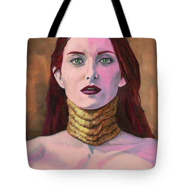 Gasp Tote Bag