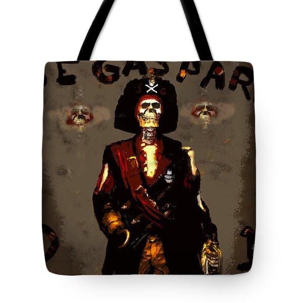 Gasparilla 2011 Tote Bag by David Lee Thompson