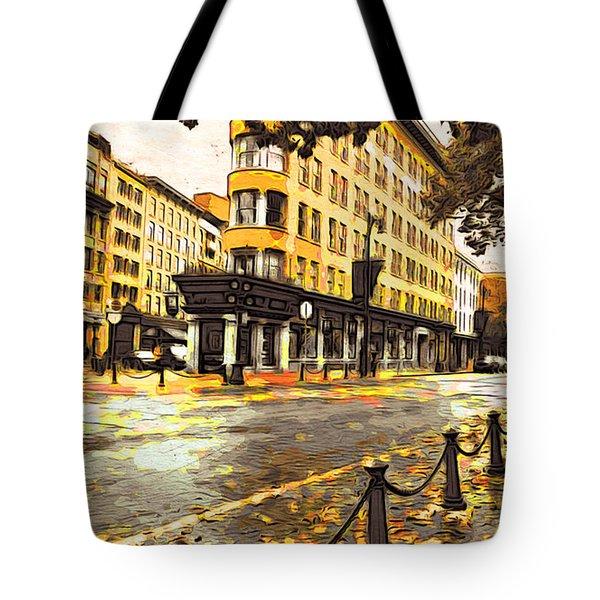 Gastown Tote Bag