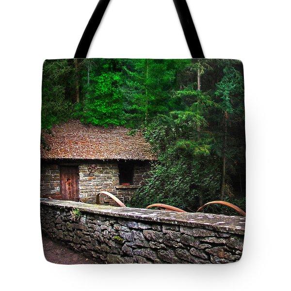 Gate Keeper's Home Tote Bag
