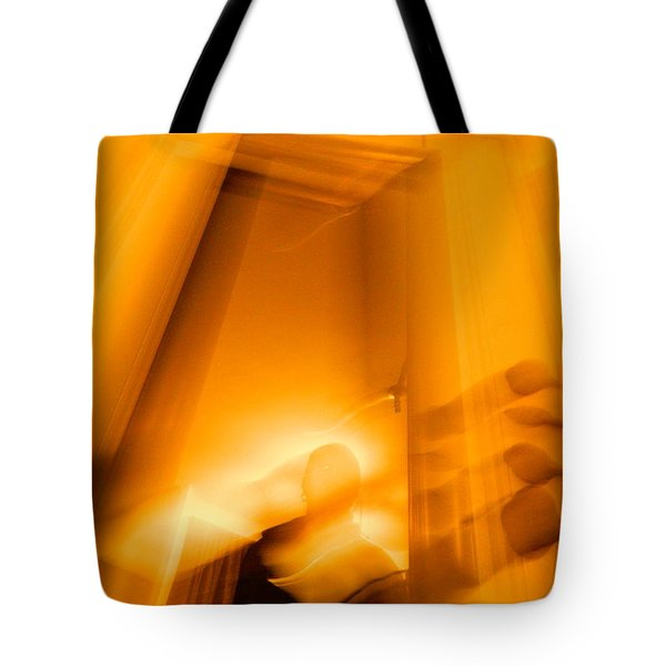 Gate Of The Golden Bass Tote Bag