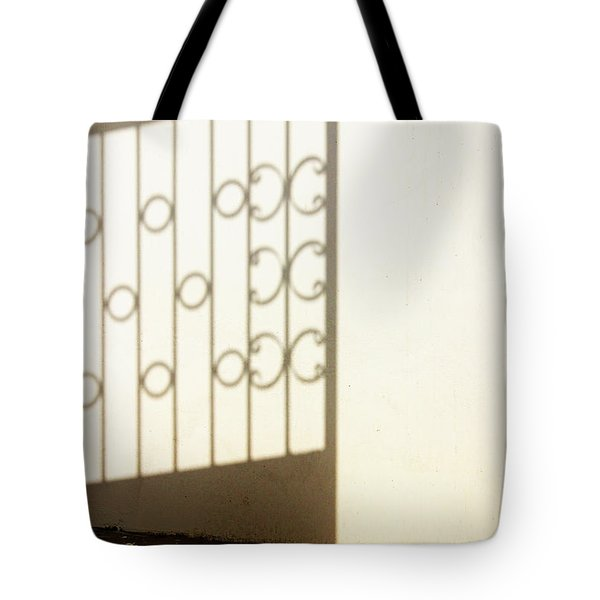 Gate Shadow Tote Bag