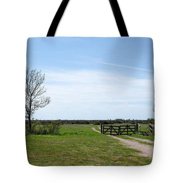 Tote Bag featuring the photograph Gate To The Great Alvar by Kennerth and Birgitta Kullman