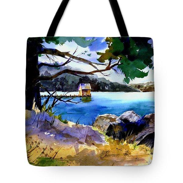 Gatekeeper's Tahoe Tote Bag