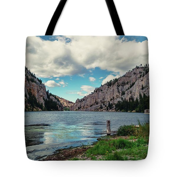Gates Of The Mountains Tote Bag
