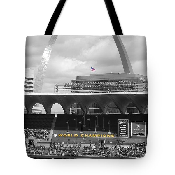 Tote Bag featuring the photograph Gateway by Dylan Punke