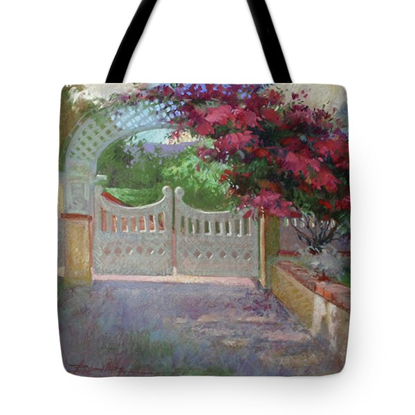 Gateway Splendor - Catalina Island Tote Bag