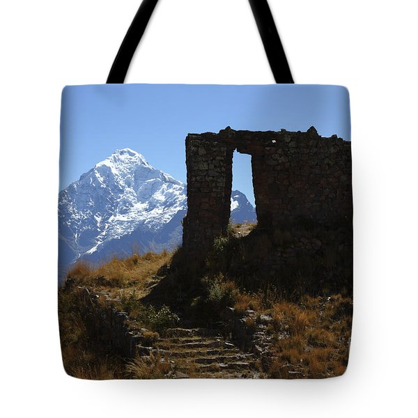 Gateway To The Gods 2 Tote Bag