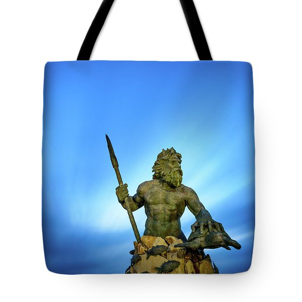 Gateway To The Sea Tote Bag