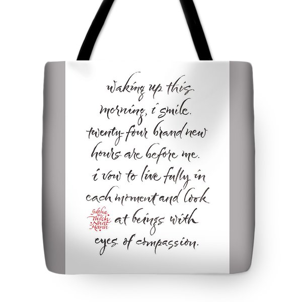 Gatha One Tote Bag