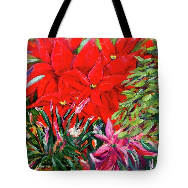 Gather Round Friends Tote Bag