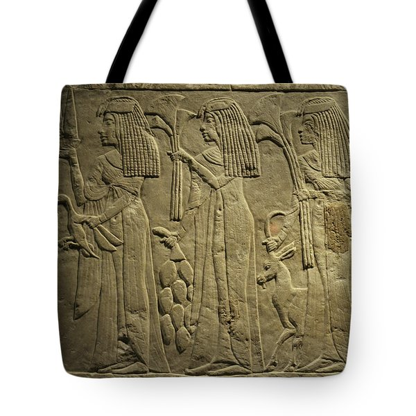 Gathering For A Feast Tote Bag