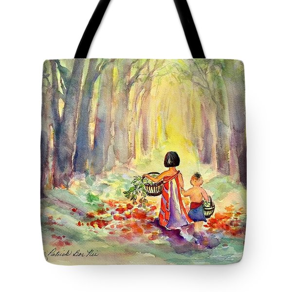 Gathering Medicine Tote Bag