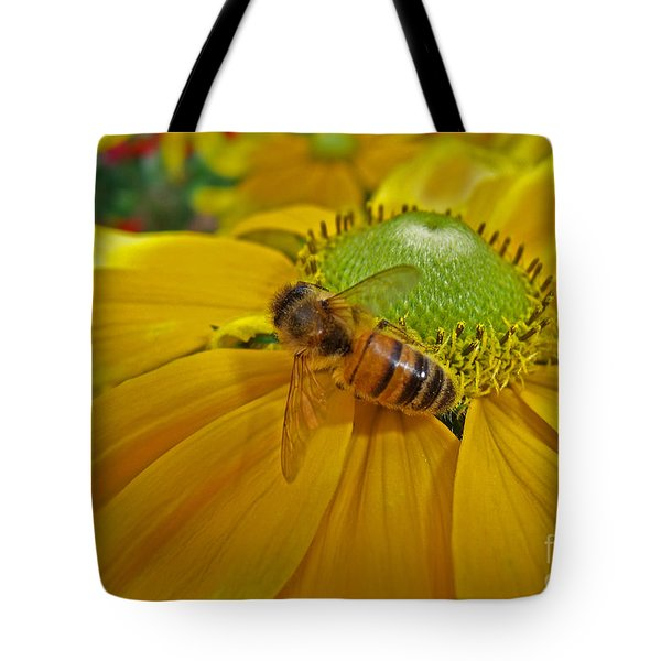 Gathering Nectar Tote Bag