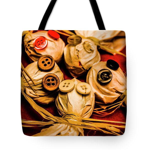 Gathering Of Ghosts Tote Bag