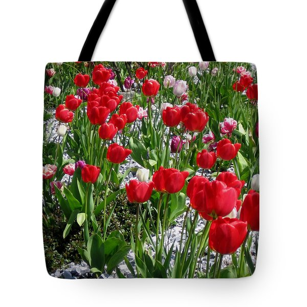 Gathering Of Joy Tote Bag by Rory Sagner
