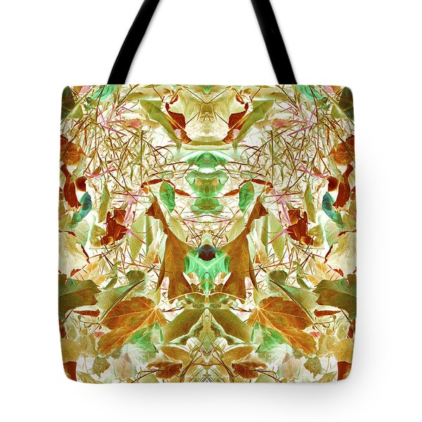 Gathering Of Mind Tote Bag
