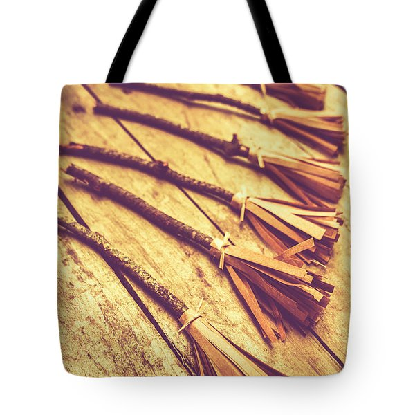 Gathering Of Salem Witches Tote Bag