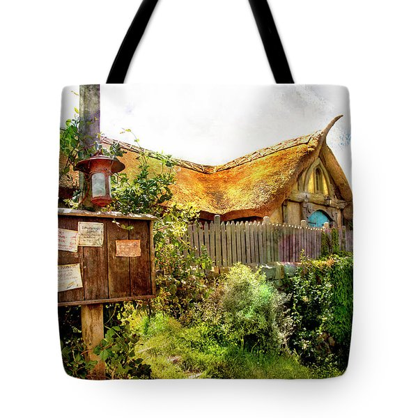 Gathering Place Tote Bag