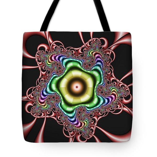 Tote Bag featuring the digital art Gatimmuffs by Andrew Kotlinski