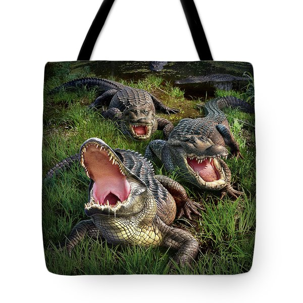 Gator Aid Tote Bag
