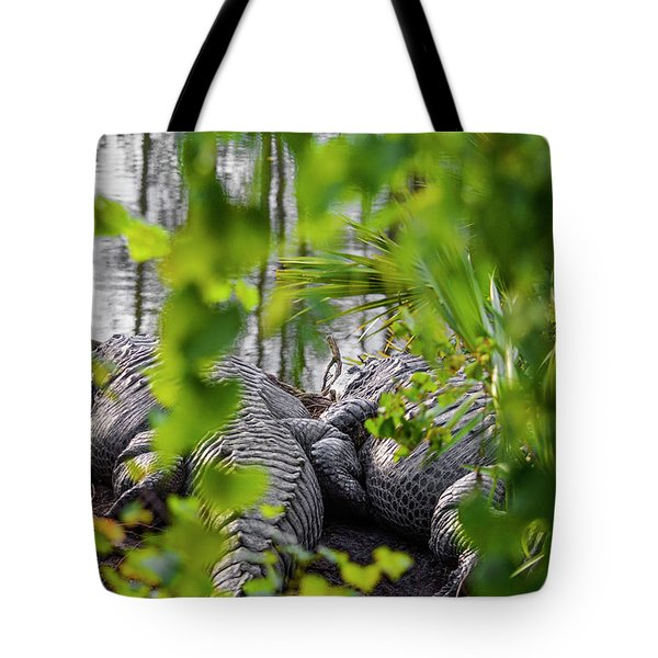 Gator Love Tote Bag
