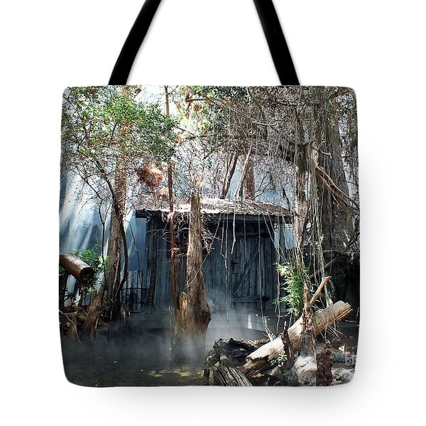 Gator Marsh Tote Bag