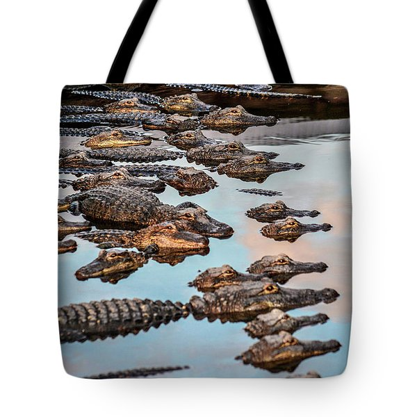 Gator Pack Tote Bag