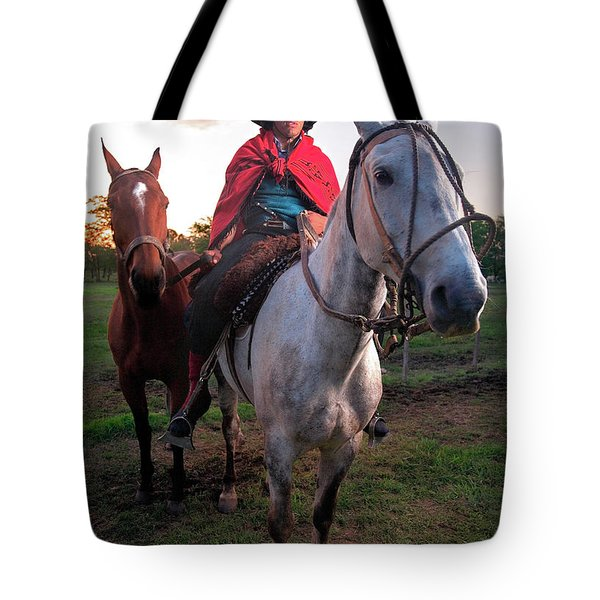 Gaucho Argentino Tote Bag