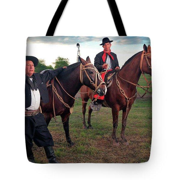 Gauchos Tote Bag