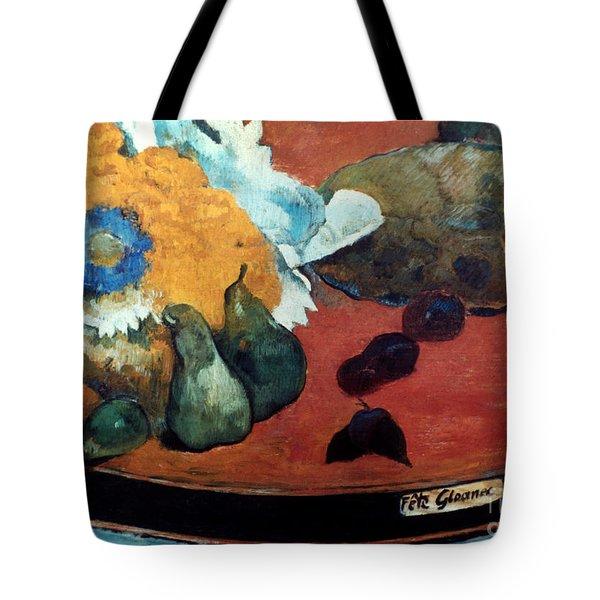 Gauguin: Fete Gloanec, 1888 Tote Bag by Granger