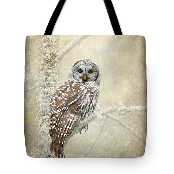 Guardian Of The Woods II Tote Bag