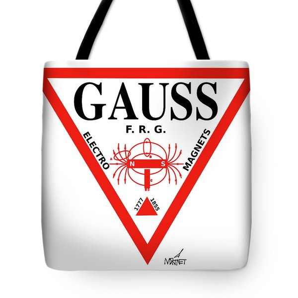 Gauss Tote Bag