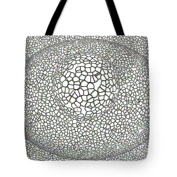Gauzean Tote Bag by Bruce Iorio