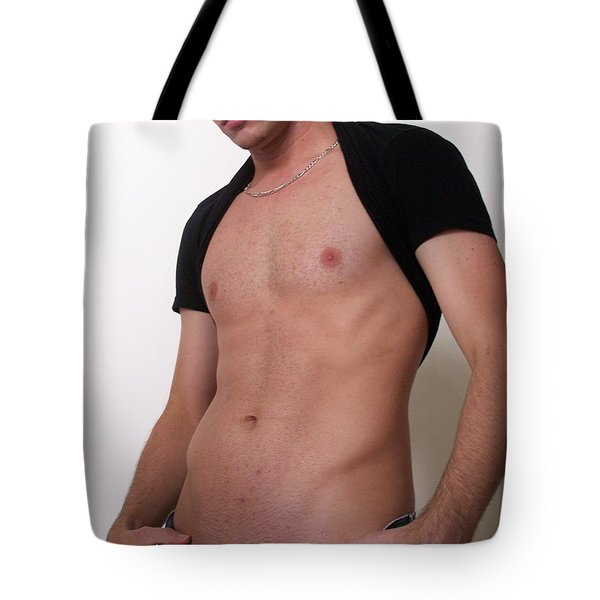 Gaze Tote Bag by Jake Hartz