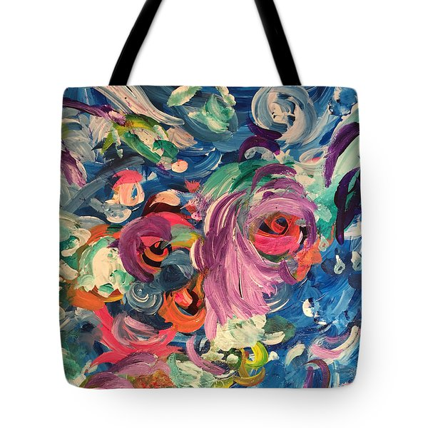 Gaze Of Lynx Tote Bag