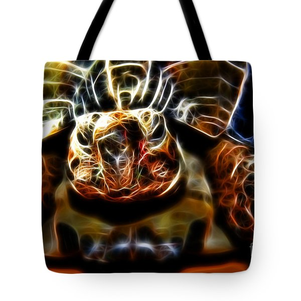 Gazing Turtle Tote Bag