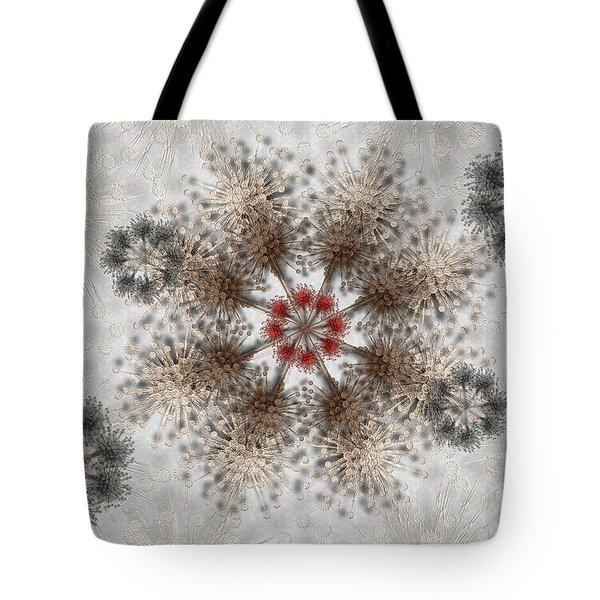 Gear Lace Tote Bag